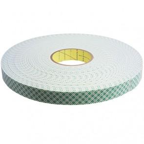 """1/8"""" Double Sided Foam Tape - 0.8"""" x 164'"""