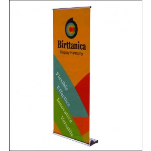 Birttanica Retractable Banner Stand