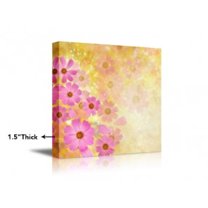 "Canvas Wrap - Photo Print Gallery Square Size:  1.5"" Thick  12"" x 12"""