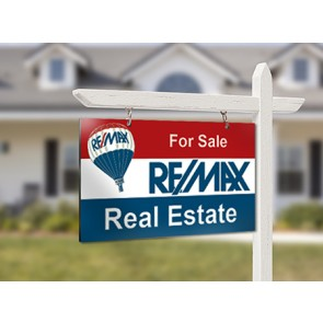 Full Color Real Estate For Sale Signs 24x32 Aluminum Sandwich Board free lamination Free Shipping