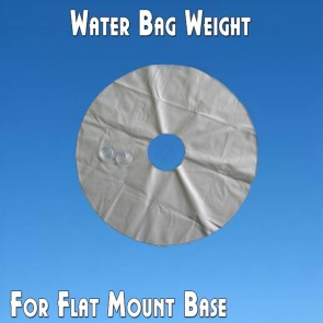 Water Bag Weight for Cross Mount Base