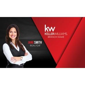 Keller Williams Business Cards KEW-8