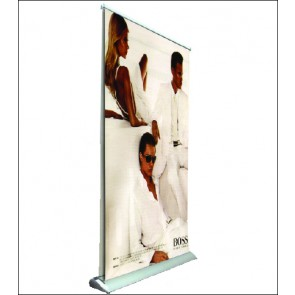 Orion Double Faced Retractable Banner Stand