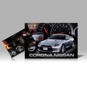 """5000 5.5"""" X 8.5"""" 16PT Postcards UV on 4-color side(s)"""