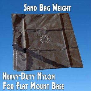 Sand Bag Weight for Base