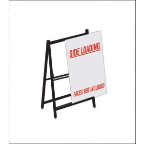 Side Loading A-Frame