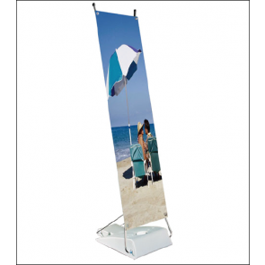 SM Outdoor Banner Display