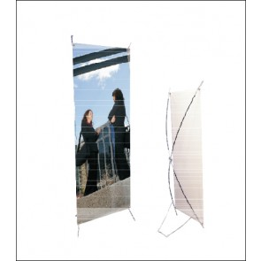 Super Light-Weight Banner Stand