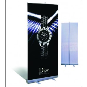 TKR Tension Key Roll-Up Banner Stand