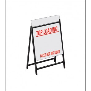 Top Loading A-Frame