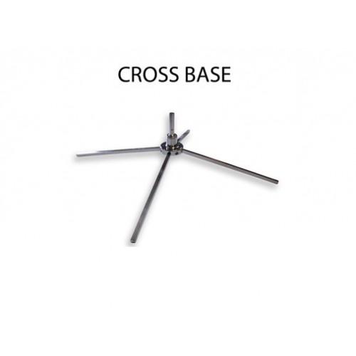 Feather Flag Cross Base for custom Flags