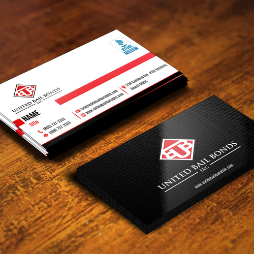 Glossy Business Cards UV On 4-color Side(s) 2