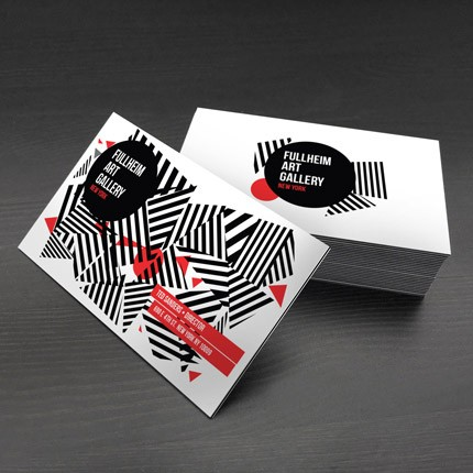 15 x 35 32pt uncoated black edge business cards overnight grafix uncoated black edge business cards reheart Choice Image