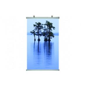 EZ Snap Hanging Banner System vinyl banner signs