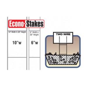 Econo - Stakes