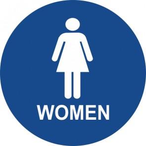 "ADA Signs 12"" x 12"" Women"