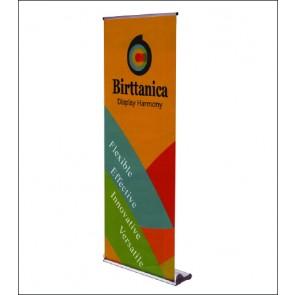 Birttanica Retractable Banner Stand