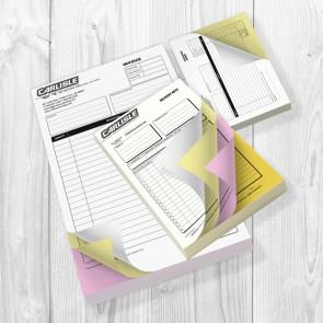 1000 NCR Forms 2 copies 1 color