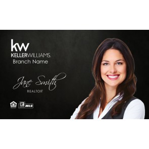 Keller Williams Business Cards KEW-2