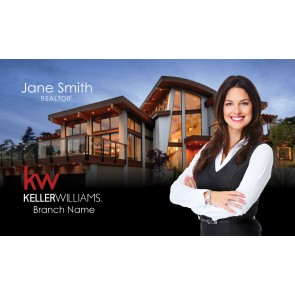 Better Homes Realty Business Cards BEHOR-4