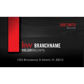 Keller Williams Business Cards KEW-7