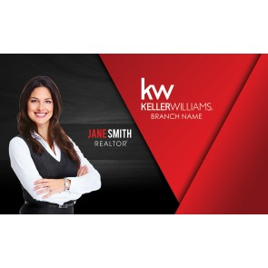 Keller Williams Business Cards KEW-8
