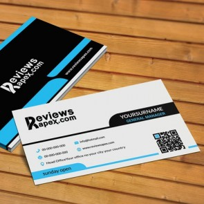 "Matte Standard Business Cards 2"" X 3.5"" 16PT"