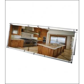 Outdoor Aluminum A Frame Display