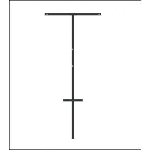 """42"""" T-Bar Metal Stake"""