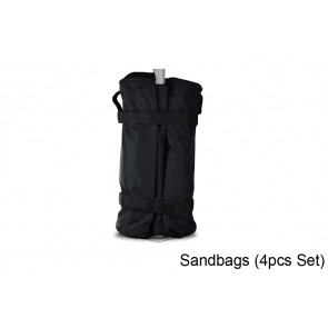 Tent Sandbag 4 pcs set FREE GROUND SHIPPING Next Day Print