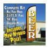 Beer (Gold) Windless Advertising Kit