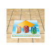 Floor Graphics + Free Lamination