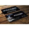 1000 Silk Lamination Business cards With Spot UV