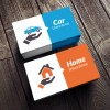 "Glossy Business Cards 16PT UV on 4-color side(s) 2"" X 3.5""   Free Ground Shipping"
