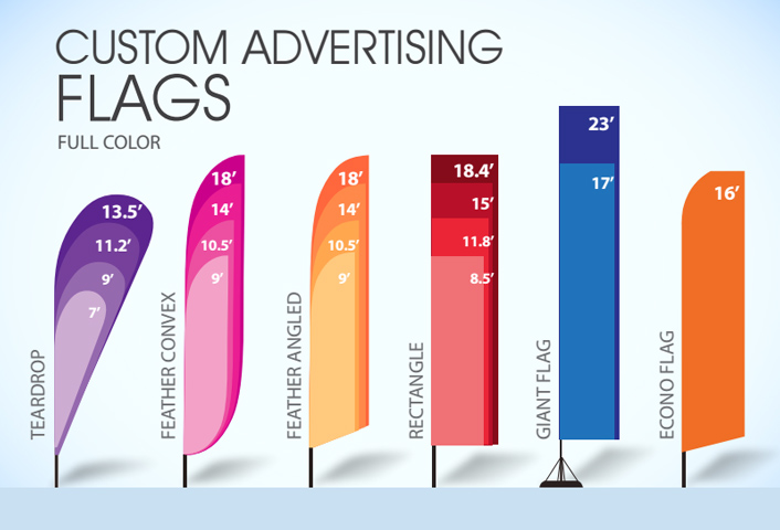 Income Tax Advertising Feather Flags
